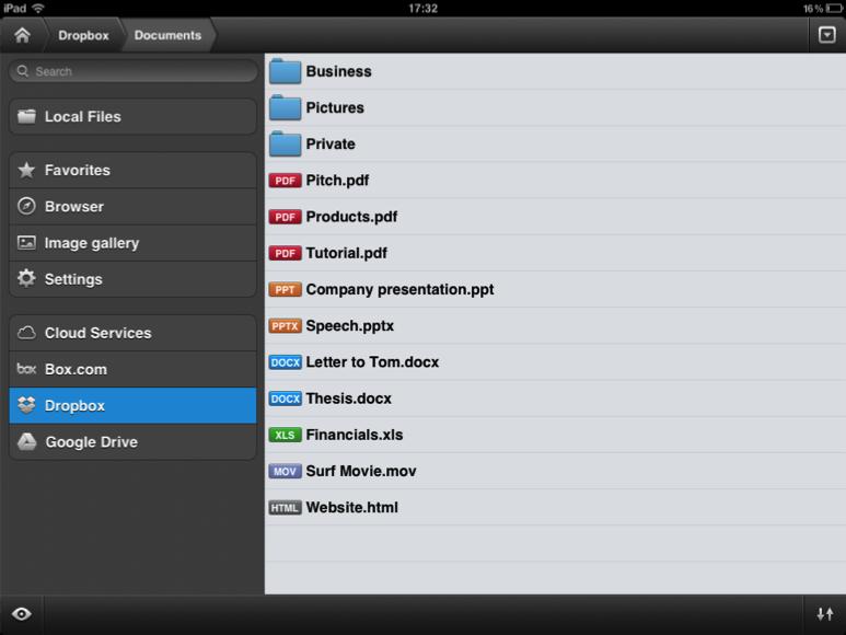 File Manager Pro – App Tutorial   ZUHANDEN